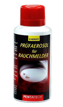Prüfaerosol für Rauchmelder