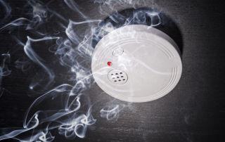 Rauchmelder Rauchwarnmelder Brandmelder Pflicht 2016 Funktion Wartung Prüfspray